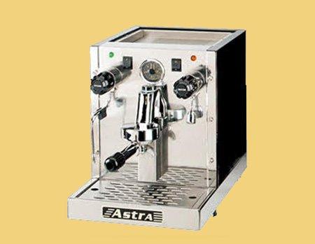 Dedicated Full Featured Espresso System